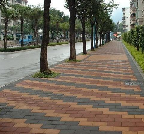 北京人行道砖